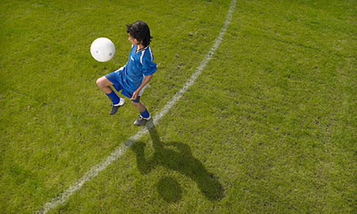 World Soccer Academy - Rockwood: $97 for a Five-Day Soccer Camp for Kids Aged 8–16 from World Soccer Academy ($195 Value)