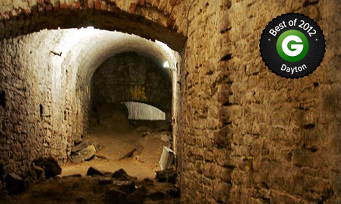 Queen City Underground - American Legacy Tours: $20 for an Underground City Tour for Two from Queen City Underground ($40 Value)