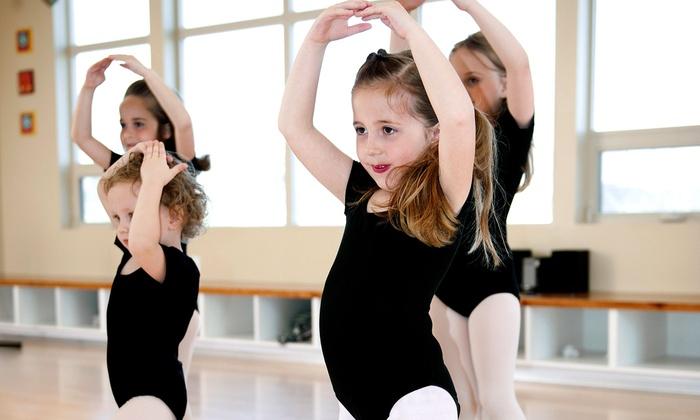 Albuquerque Stars Dance Team - Paradise Hills Civic: Four or Eight Children's Dance Classes at Albuquerque Stars (Up to 53% Off)