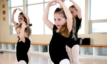 Four or Eight Children's Dance Classes at Albuquerque Stars (Up to 53% Off)