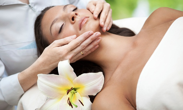 a. Salon Galleria & Spa - Cowesett: One or Three Signature Facials at a. Salon Galleria & Spa (Up to 53% Off)