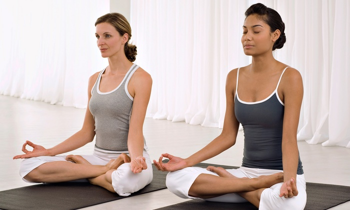 Pure Wellness - DePaul: Two Months of Unlimited Yoga, Pilates, andFitness Classes, or 10 Classes at Pure Wellness