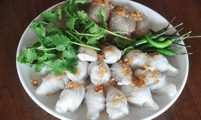 Thai Rock - Rockaway Beach, NYC: Thai Appetizers and Drinks for Two or Four at Thai Rock (Up to 55% Off)