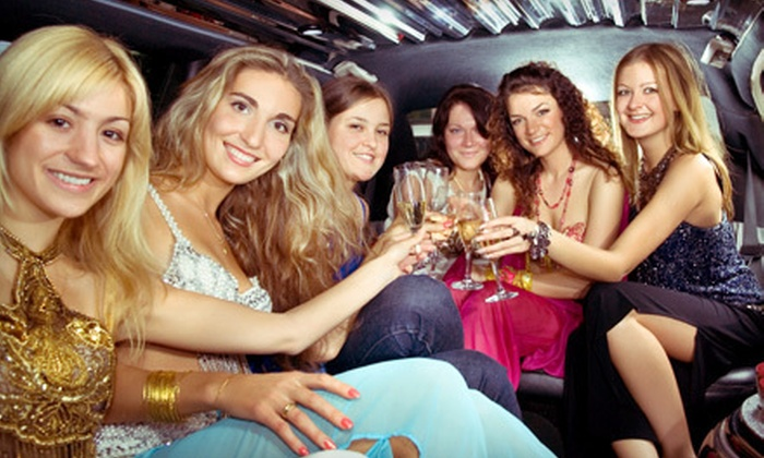 Stretch Limousine, Inc. - Chicago: Three-Hour BYOB Limo Ride for 10 or Four-Hour BYOB Party Bus for 26 from Stretch Limousine, Inc. (Up to 73% Off)