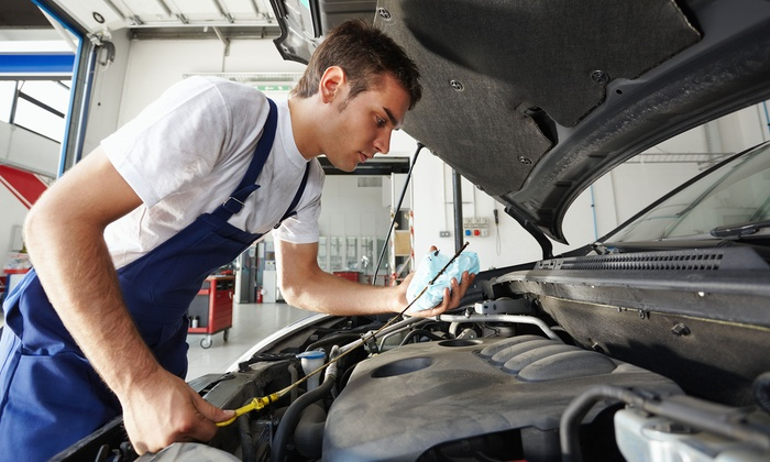 Cherry Avenue Auto Clinic - Mission Viejo: One or Three Full-Service Oil Changes with Tire Rotations at Cherry Avenue Auto Clinic (Up to 73% Off)