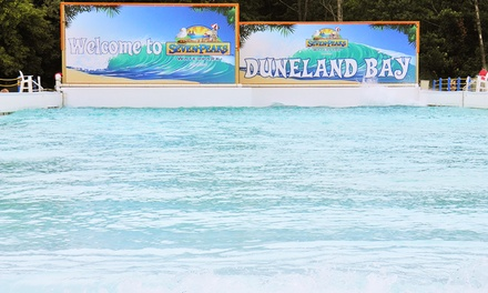 Chicagoland Pass of All Passes or Three One-Day Passes to Seven Peaks Waterpark Duneland (Up to 53% Off)