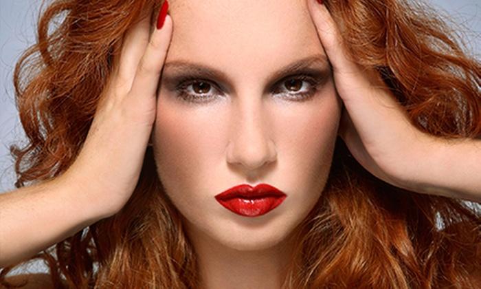 Taleena White at Bei Capelli Salon - Caprock: $41 for $75 Toward Facial Services