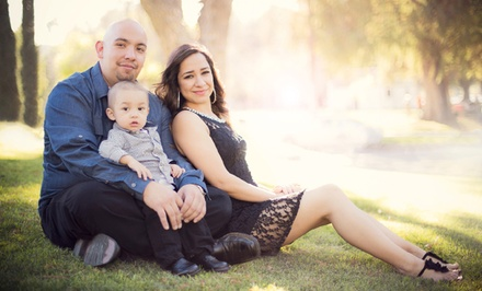 $69 for On-Location Portrait Package with Prints and DVD of Images at Devonvp Photography ($365 Value)