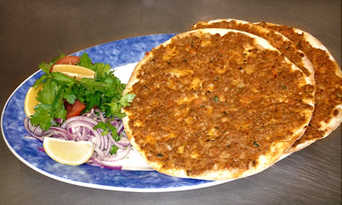 Cappadocia Turkish Cuisine - Orlando: Turkish Cuisine for Two or Four at Cappadocia Turkish Cuisine (Up to 52% Off)