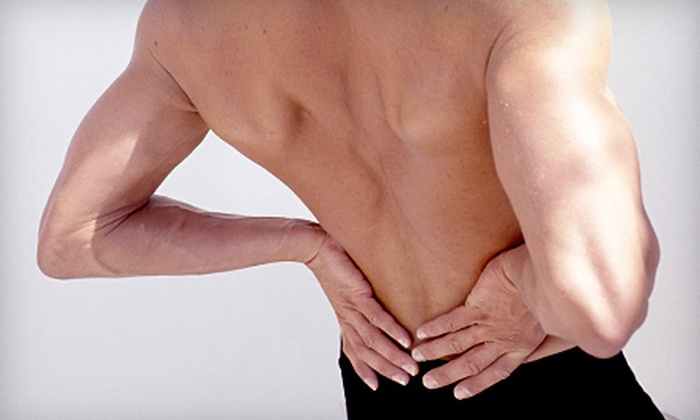 The Healing Path Chiropractic & Wellness Centre - Burlington: $49 for Three Spinal Decompressions at Healing Path Chiropractic & Wellness Centre in Burlington (Up to $715 Value)