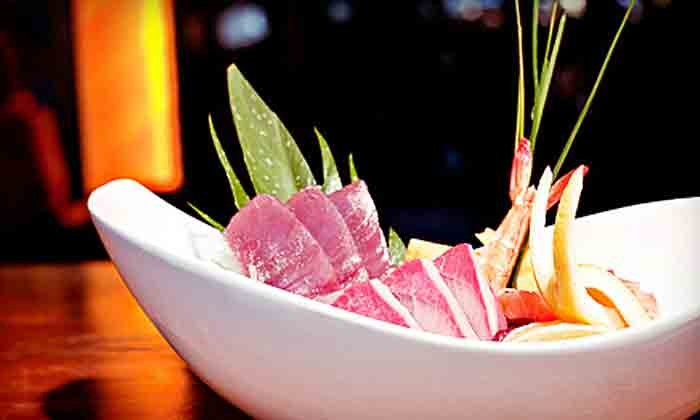 Sapporo Grill Japanese Steakhouse - Downtown: $18 for $30 Worth of Japanese Cuisine and Drinks at Sapporo Grill Japanese Steakhouse