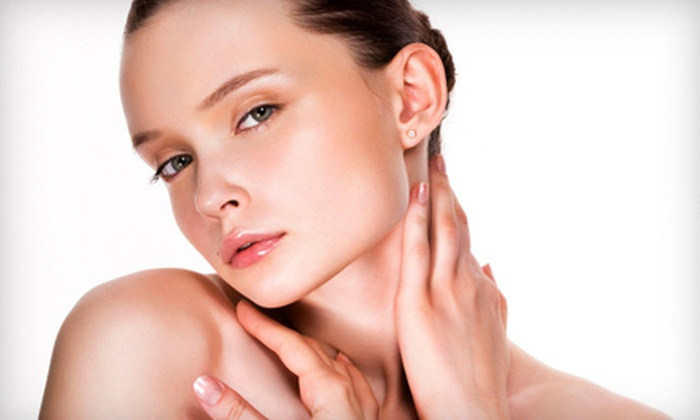 East Side Laser - Shadyside: Glycolic Peel or IPL Photofacial on the Face or Chest at East Side Laser (Up to 79% Off)