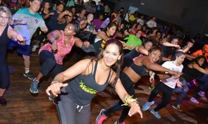 HIPS Fitness (Helping Inspire Peoples Self-Confidence): DC Dance Fitness Showcase All-Access Pass for One or Two from HIPS Fitness (Up to 55% Off)