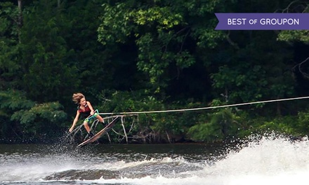 $299 for a Kids' Five-Day Sports and Beach-Fun Summer Camp at Hexagon Wake Park ($550 Value)