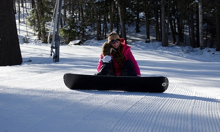 $22 for One Lift Ticket, Redeemable Wednesday–Sunday at Otis Ridge (Up to $40 Value)