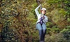 Zoar Outdoor - Zoar Outdoor - Charlemont: $119 for a Zipline Canopy Tour for Two from Zoar Outdoor ($188 Value)
