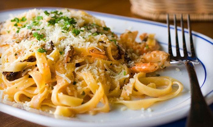 Fornello Trattoria - Fornello Trattoria: $20 for $40 Worth of Italian Cuisine at Fornello Trattoria