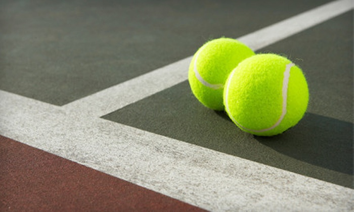 Schroeder Tennis Center - Tipp City: Court Time, Group Beginner Lessons, Cardio-Tennis Classes, or Private Lessons at Schroeder Tennis Center (Up to 65% Off)