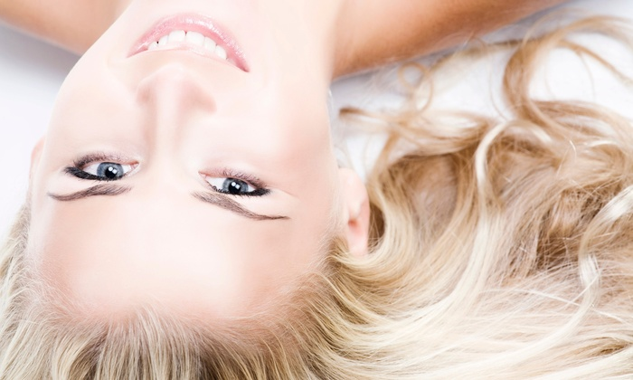 Laserium Med Spa - Multiple Locations: One or Three IPL FotoFacials for the Face with Optional Upgrade to Neck and Chest at Laserium Med Spa (Up to 91% Off)