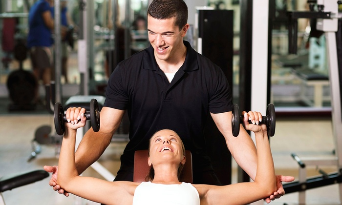 VersaMax Fitness - Battle Creek: Two or Four Personal-Training Sessions at VersaMax Fitness (Up to 63% Off)
