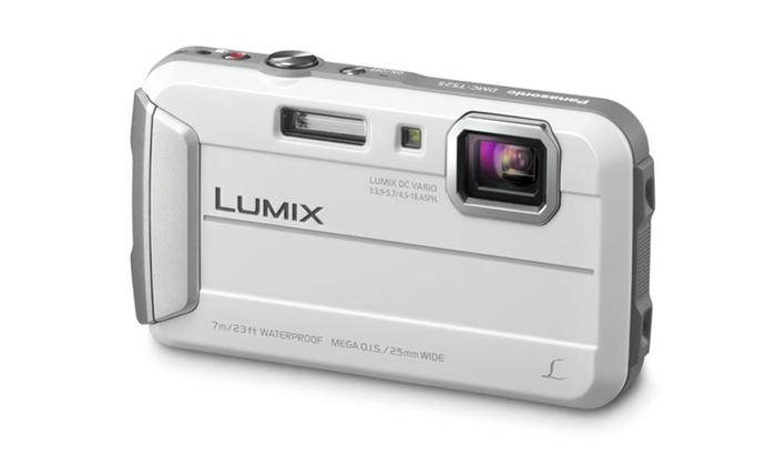 Panasonic Tough Digital Camera: $129.99 for a Panasonic Lumix DMC-TS25 16.1 MP Tough Digital Camera ($179.99 List Price). Free Shipping.