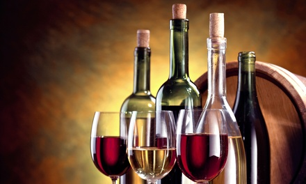 $59 for In-Home Wine Tasting for Up to 16 with Six Bottles of Wine from Wines for Humanity ($250 Value)