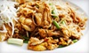 Jow Nai Fouquet - Lower East Side: Thai Cuisine and Drinks at Jow Nai Fouquet (Up to 53% Off). Two Options Available.