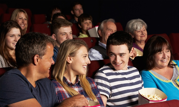 Parkade Cinemas - Manchester: Movie and Popcorn for Two, Four, or Six at Parkade Cinemas (Up to 49% Off)