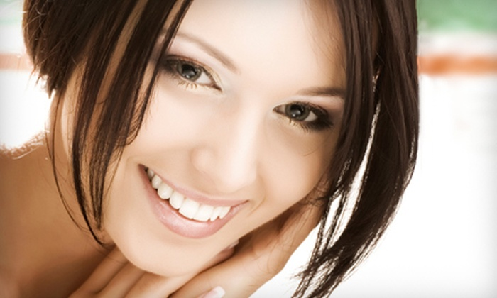 Mena's Aesthetics - Midtown: One or Three One-Hour Fractional Laser Resurfacing Treatments for the Face and Neck at Mena's Aesthetics (Up to 81% Off)