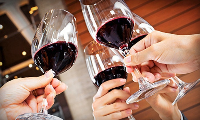 CRÜ Urban Lounge - Atlanta: $69 for a Three-Month Wine-Club Membership at CRÜ Urban Lounge ($150 Value)