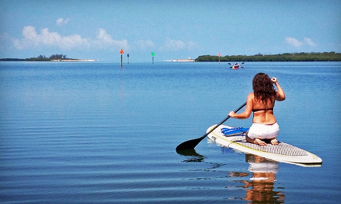 Kayak Valet - Multiple Locations: Two-Hour Paddleboard Rental for Two, or $50 for $150 Toward Purchase of Paddleboard and Accessories at Kayak Valet