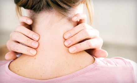 Wellness Evaluation or Full Exam with Massage and Chiropractic Adjustment at Wellness Solution Centers (Up to 80% Off)