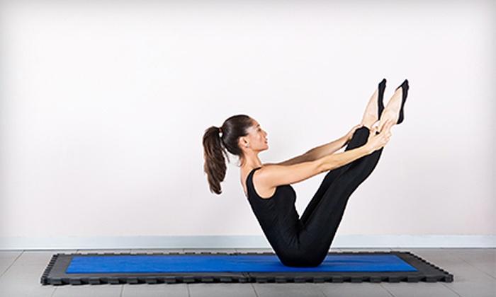 Zenya Yoga & Massage Studio - Port Warwick: $29 for One Month of Unlimited Yoga Classes at Zenya Yoga & Massage Studio ($105 Value)