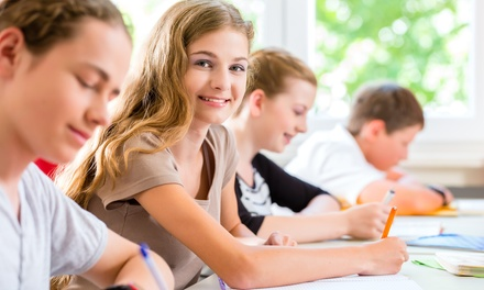 SAT/ACT Test-Prep Assessment or Academic Evaluation and Tutoring at Huntington Learning Center (Up to 75% Off)