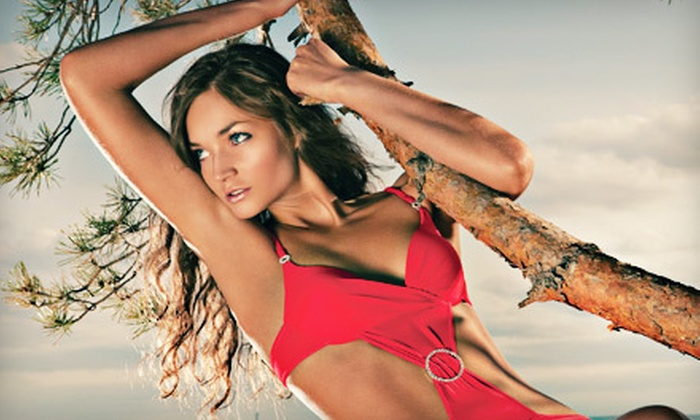 Kissed Airbrush Tanning - Salt Lake City: One or Three Mobile Spray-Tan Sessions from Kissed Airbrush Tanning (Up to 56% Off)