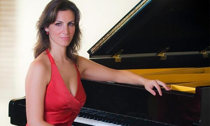 Cristina Casale - Ganz Concert Hall at Roosevelt University: Cristina Casale at Ganz Concert Hall at Roosevelt University on November 19 at 7:30 p.m. (Up to 40% Off)