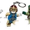 LEGO Legends of Chima Key Chain LED Light