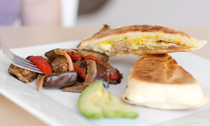 Cafe Cortadito - East Village: Three-Course Cuban Meal for Two at Cafe Cortadito (Up to 61% Off). Two Options Available.