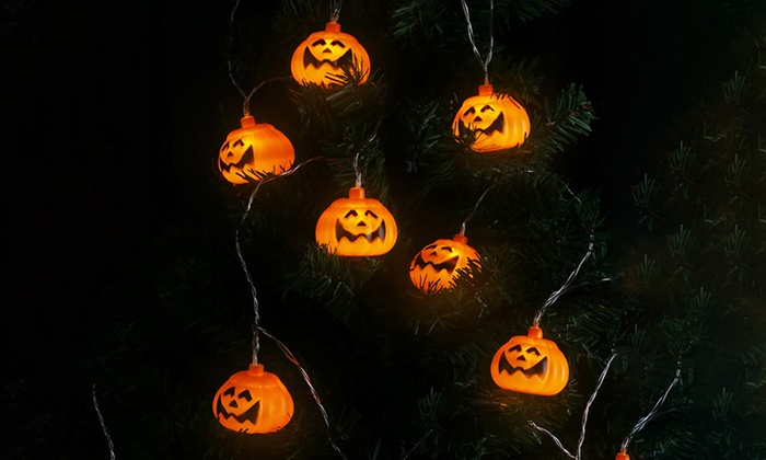 one aed 69 two aed 119 or three aed 159 strings of halloween solar pumpkin lights