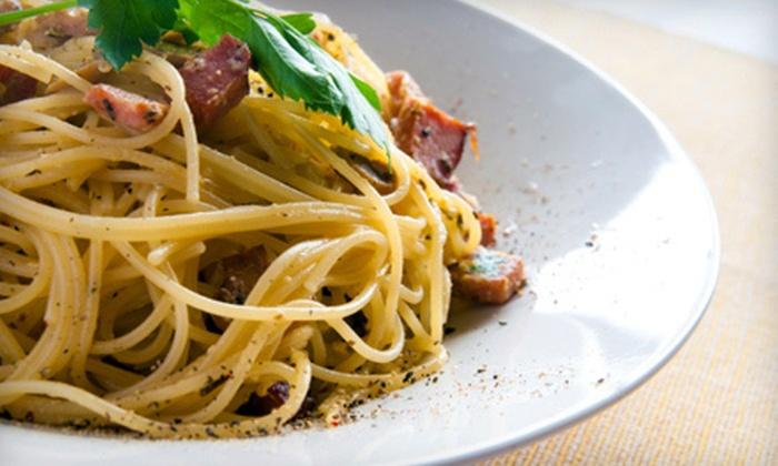 La Spaghetteria - Uptown: $10 for $20 Worth of Italian Fare at La Spaghetteria in New Westminster
