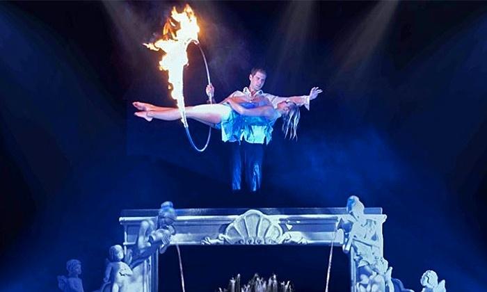 """The Magic Of Rob Lake"" - Xandu Theater at the Trump Taj Mahal: The Magic Of Rob Lake for Two at Xandu Theater at the Trump Taj Mahal (Up to 50% Off)"