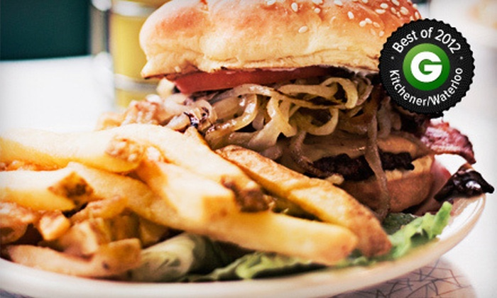 Kennedy's Restaurant and Catering - Columbia Forest: Irish Pub Food at Kennedy's Restaurant & Catering in St. Agatha (Up to 52% Off). Two Options Available.