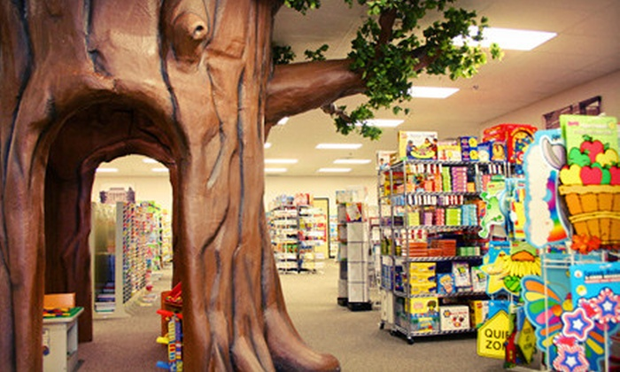 The Learning Circle - Hickory Woods Estates: $15 for $30 Worth of Educational Toys and Games at The Learning Circle