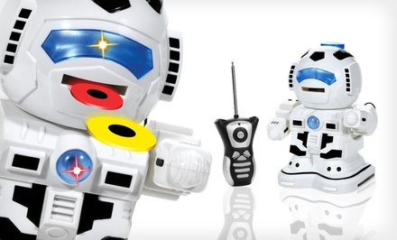 GigaBot Remote-Controlled Robot. Free Returns.