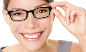 Singer Specs / Sterling Optical: Exam and $215 Toward Prescription Lenses and Frames at Singer Specs/Sterling Optical