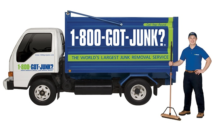 Details: Book a no-obligation appointment with GOT-JUNK? today to get same-day service that will contact you minutes before your 2-hour promise window.
