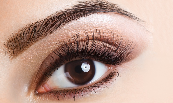 Sizzor Trix  - Far Southwest Side: One or Three Eyebrow Threadings at Sizzor Trix (Up to 58% Off)
