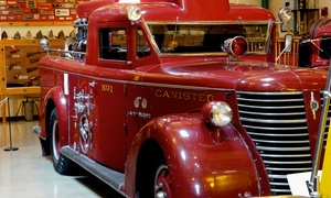 FASNY Museum of Firefighting: Visit to FASNY Museum of Firefighting for Two or Four Adults or Family of Four (65% Off)