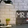 NFL Mr. & Mrs. Sign