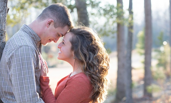 Tiffany Lee Photography - Richmond: $95 for a Two-Hour Engagement Photo Shoot from Tiffany Lee Photography ($225 Value)